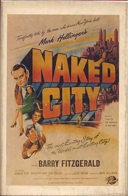 Image for The Naked City
