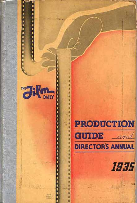 Image for Film Daily Production Guide And Directors Annual