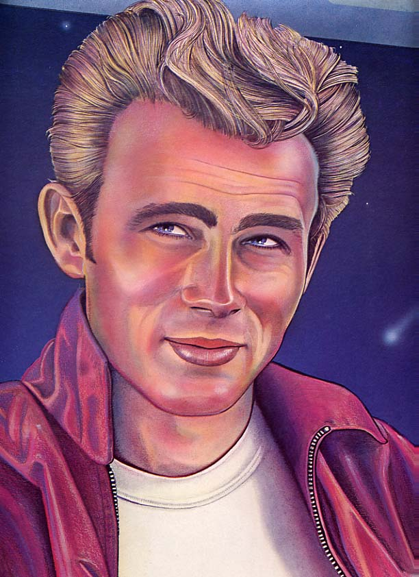 Image for James Dean Poster