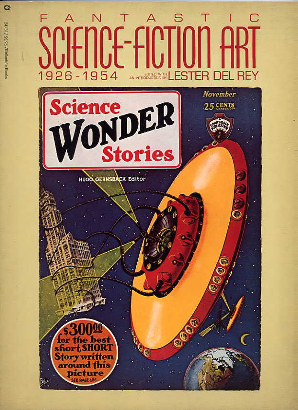 Image for Fantastic Science-Fiction Art, 1926-1954