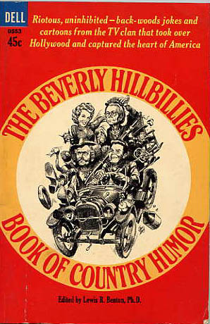 Image for The Beverly Hillbillies Book Of Country Humor