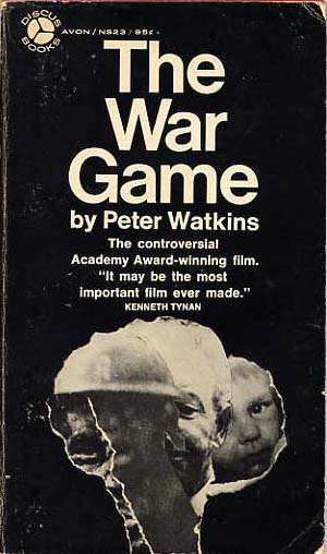 Image for The War Game