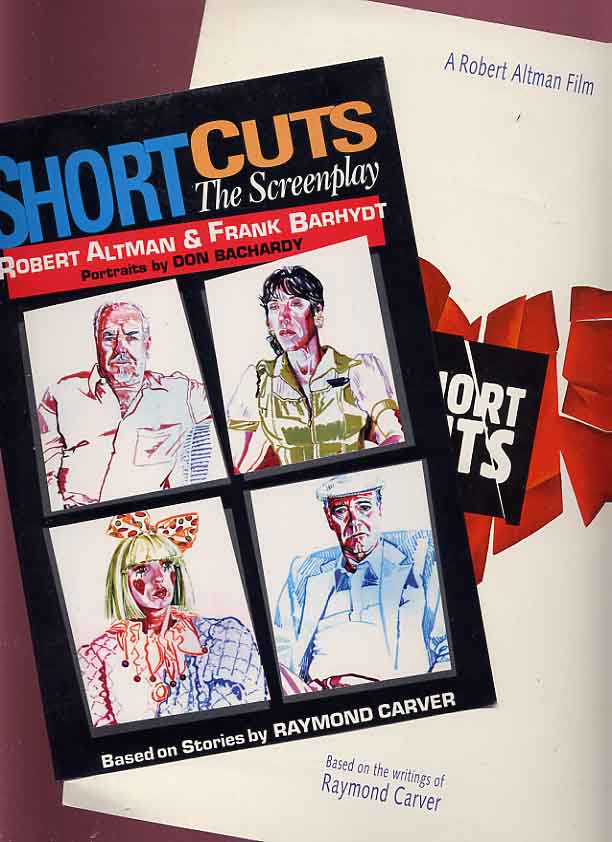 Image for Short Cuts, The Screenplay