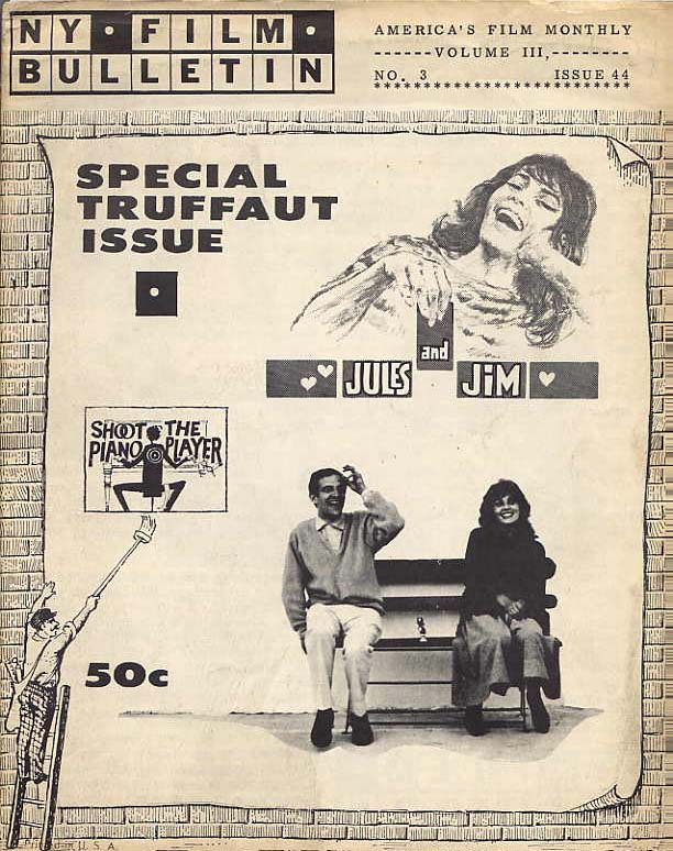 Image for Special Truffaut Issue.