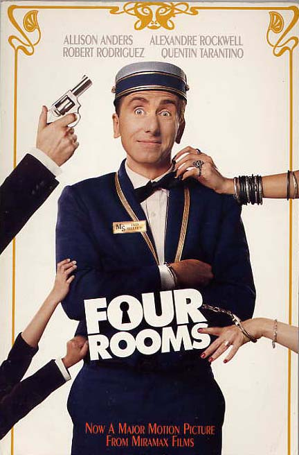 Image for Four Rooms.