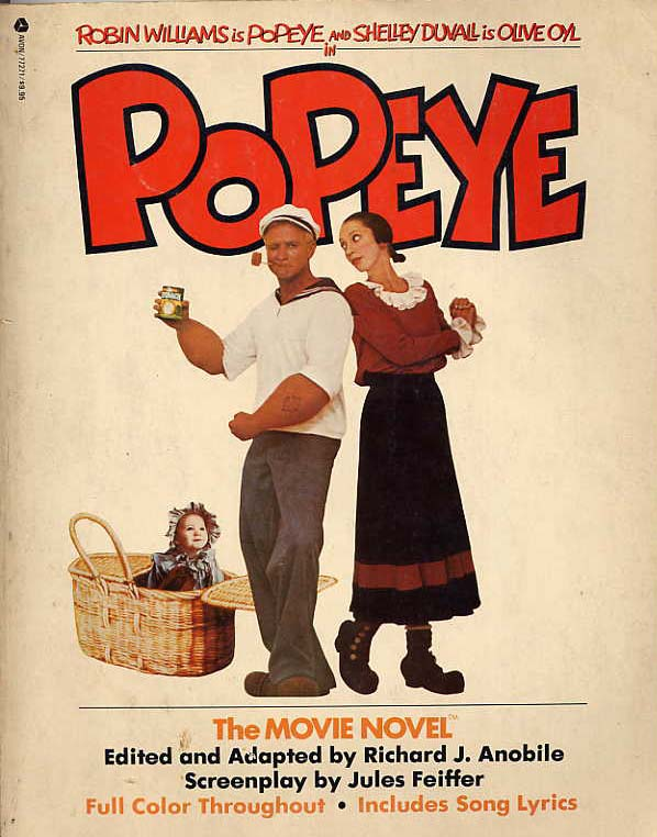 Image for Popeye.