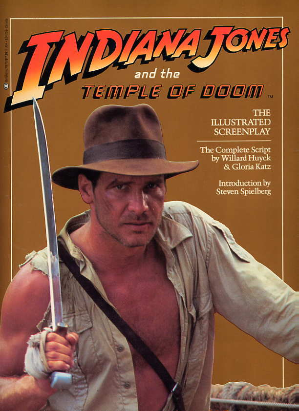 Image for Indiana Jones And The Temple Of Doom.