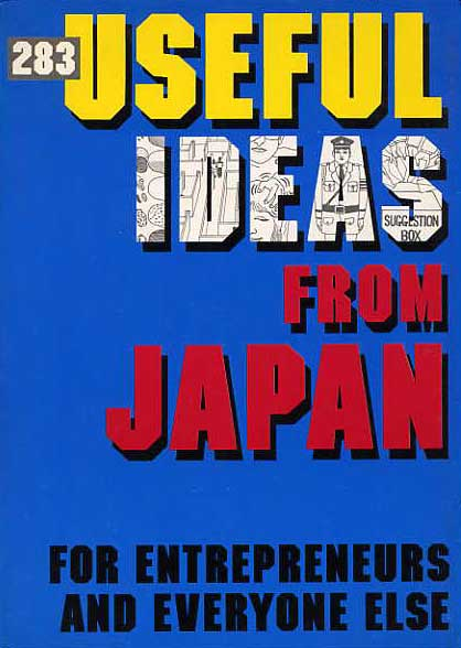 Image for 283 Useful Ideas From Japan