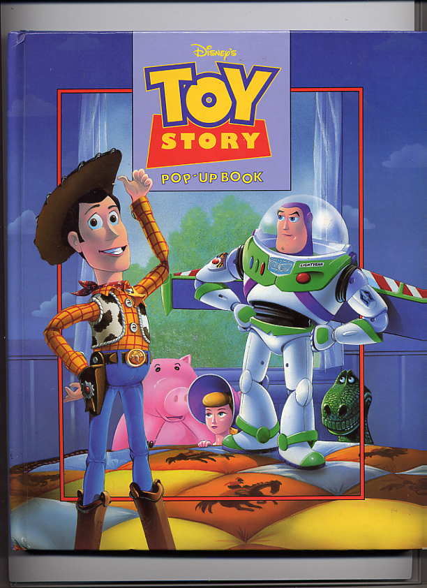 Image for Disney's Toy Story Pop-Up Book