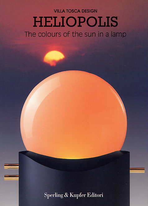 Image for Heliopolis The Colours Of The Sun In A Lamp