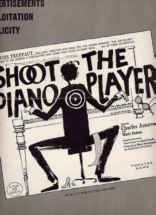 Image for Shoot The Piano Player