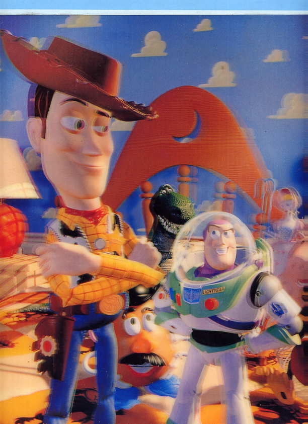 Image for Toy Story: The Art And Making Of The Animated Film