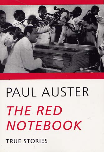 Image for The Red Notebook. True Stories