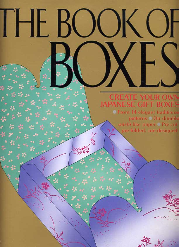 Image for The Book Of Boxes