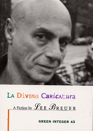 Image for La Divina Caricatura A Fiction
