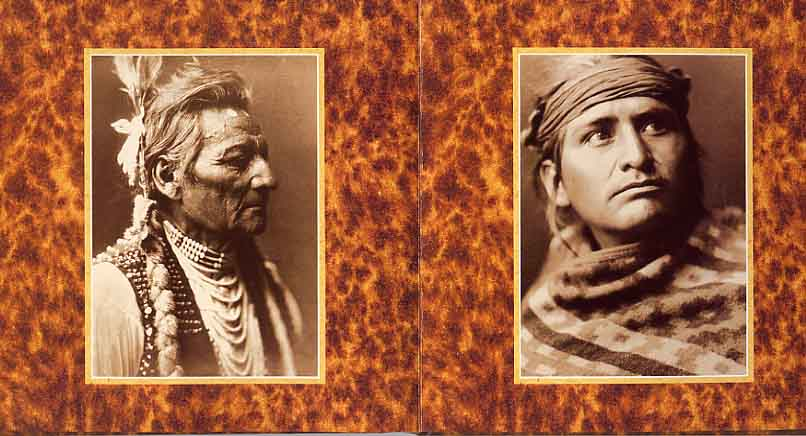 Image for Edward S. Curtis Folding Screen