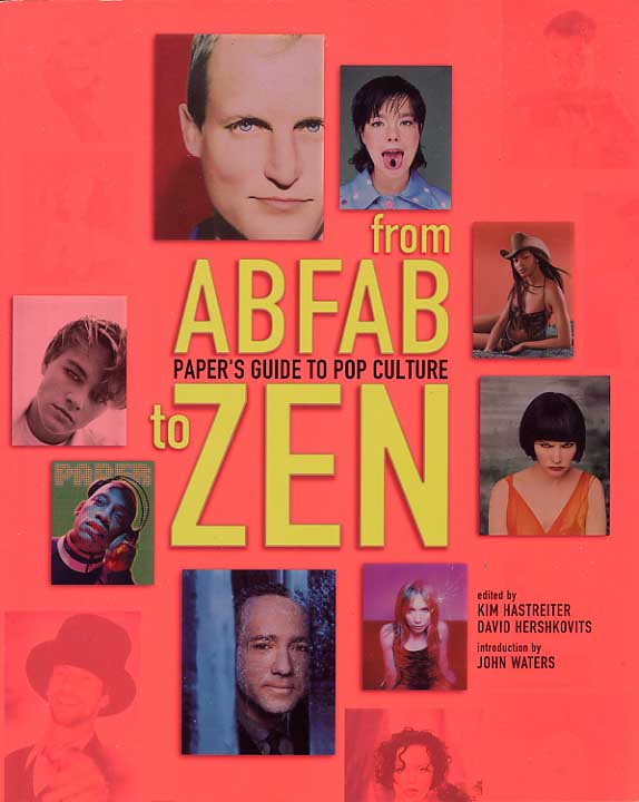 Image for From Abfab To Zen. Paper's Guide To Pop Culture