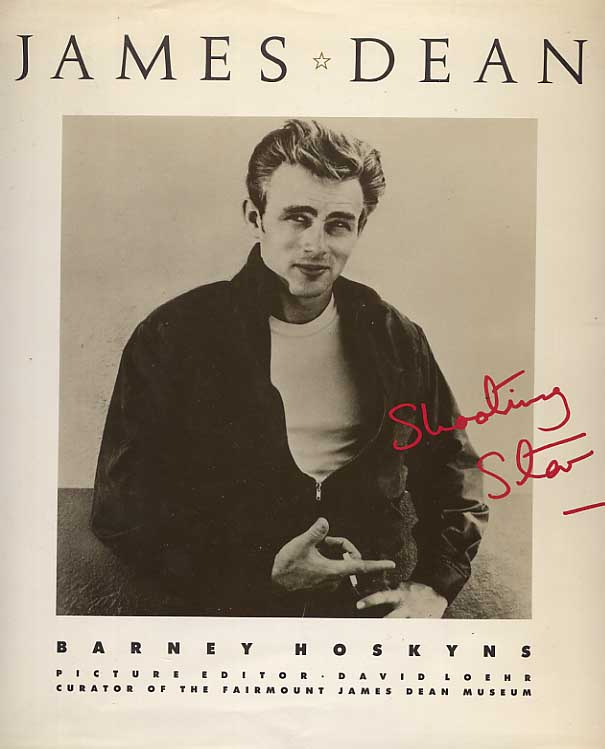 Image for James Dean Shooting Star