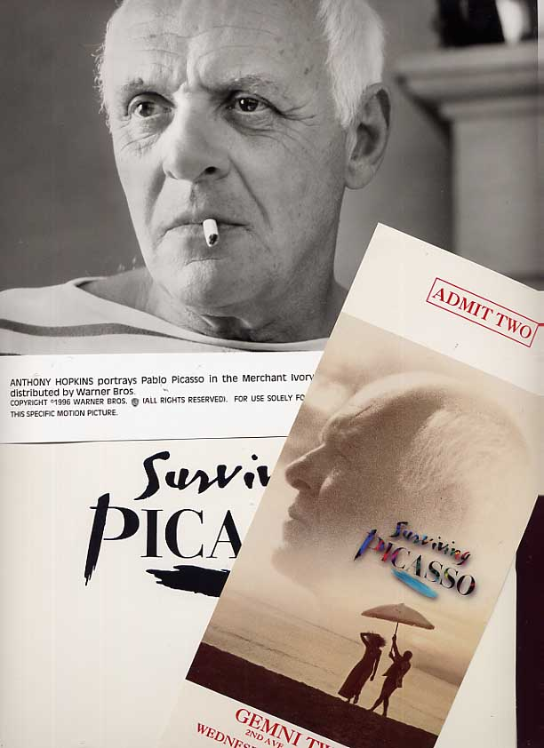 Image for Surviving Picasso Presskit