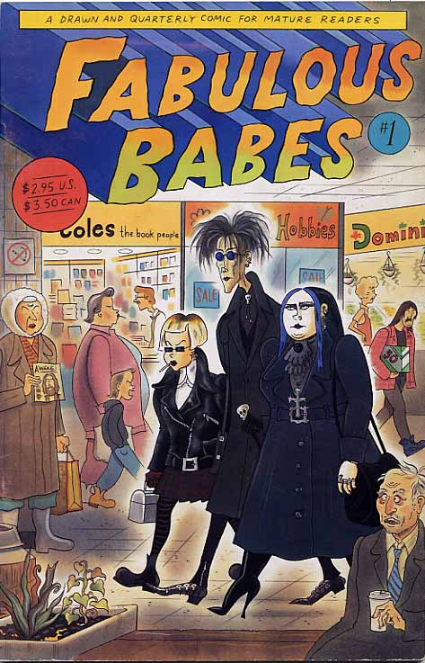 Image for Fabulous Babes #1