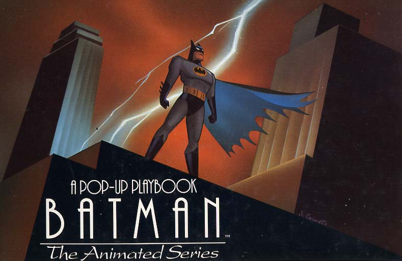 Image for Batman: The Animated Series A Pop-Up Playbook