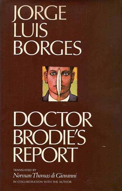 Image for Doctor Brodie's Report
