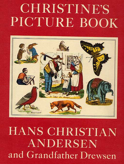 Image for Christine's Picture Book: Hans Christian Andersen and Grandfather Drewsen