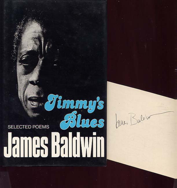 Image for Jimmy's Blues Selected Poems