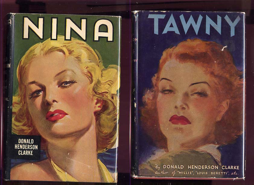 Image for Tawny and Nina. Two Novels