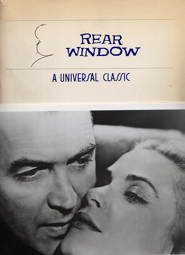 Image for Rear Window 1983 Presskit