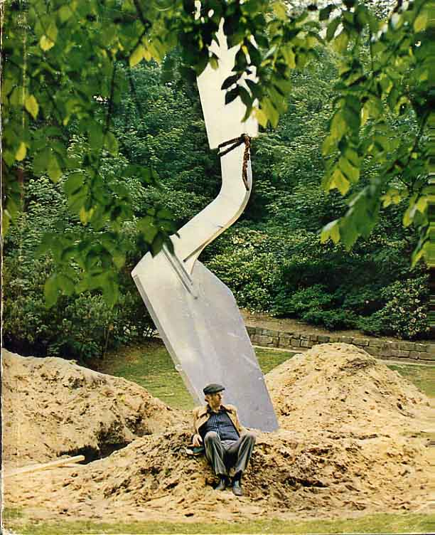 Image for Claes Oldenburg Object Into Monument