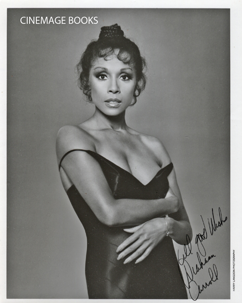 Image for Diahann Carroll Inscribed and Signed Photograph