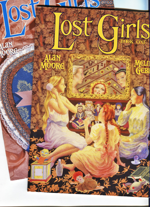Image for Lost Girls Book One & Book Two