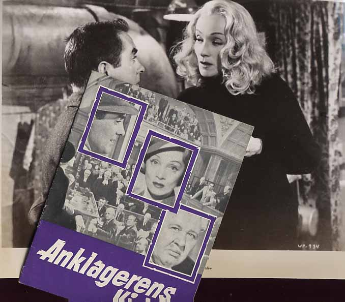 Image for Witness For The Prosecution,