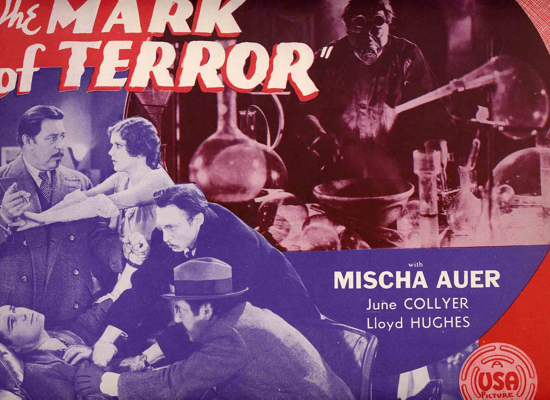 Image for The Mark Of Terror Lobby Card