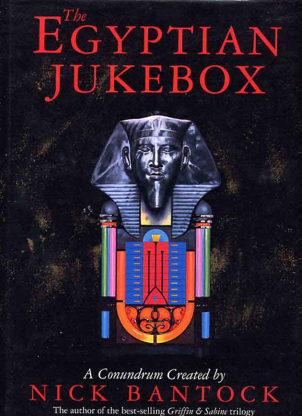 Image for The Egyptian Jukebox.