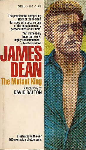 Image for James Dean The Mutant King
