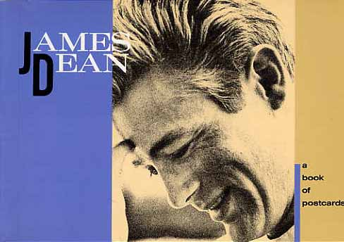 Image for James Dean, A Book Of Postcards